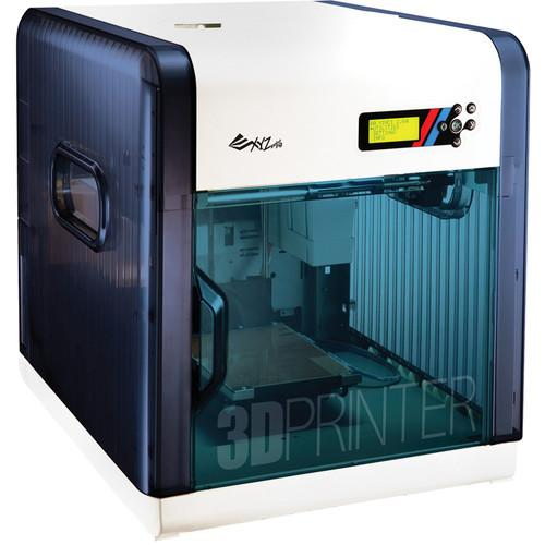XYZprinting da Vinci 2.0 Duo 3D Printer (Blue) 3F20AXUS00B