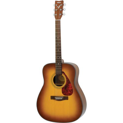 Yamaha Gigmaker Standard Acoustic Bundle - F325 GIGMAKER STD TBS