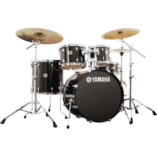 Yamaha Stage Custom Birch Acoustic 5-Piece Drum Set SBP2F50RB