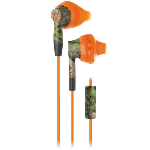 yurbuds Inspire 300 Mossy Oak In-the-Ear Sport YBMOINSP03ORGAM