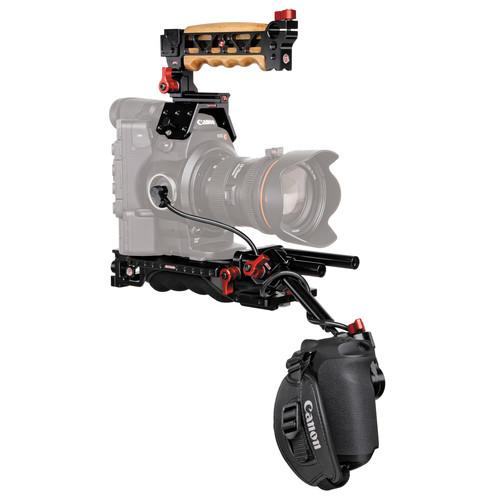 Zacuto Gratical EVF Bundle for Canon C300 Z-C300ERGHDB