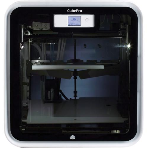 3D Systems  CubePro 3D Printer 401733