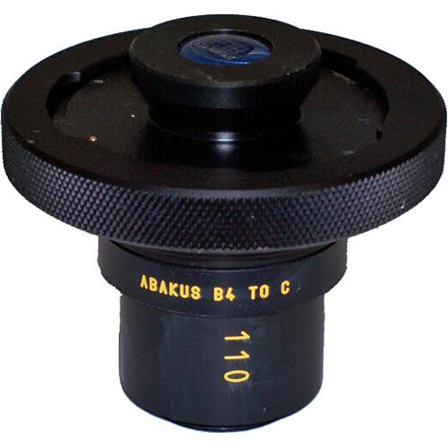 Abakus 1065 Video Lens Adapter for 12.1mm, 1-Chip Cameras 1065
