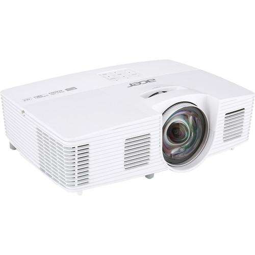 Acer H6517ST 3000-Lumen 1080p Short Throw DLP 3D MR.JLA11.009
