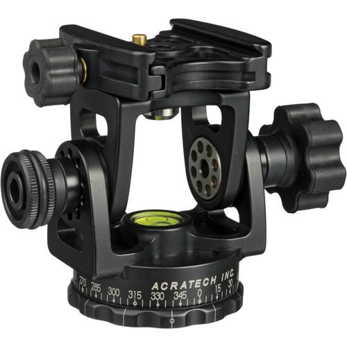 Acratech  Long Lens Head with Fixed Clamp 1161