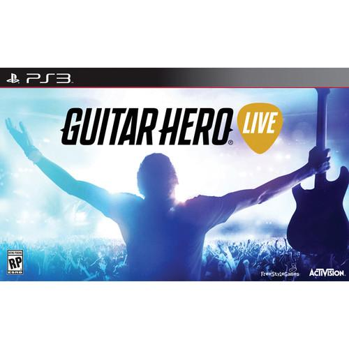 Activision  Guitar Hero Live (PS3) 87420