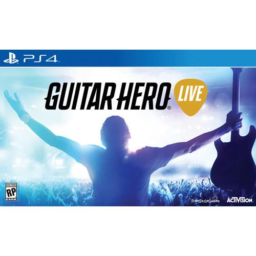 Activision  Guitar Hero Live (PS4) 87421