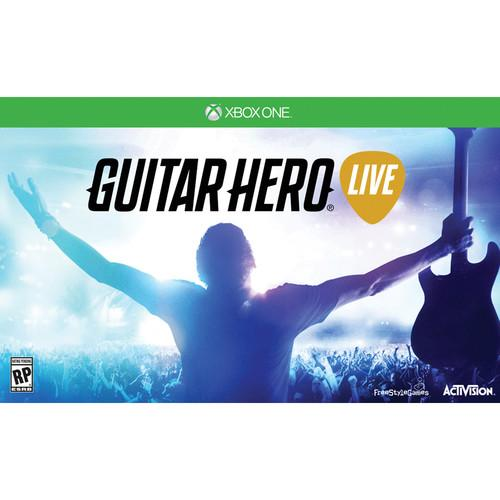 Activision  Guitar Hero Live (Xbox One) 87423