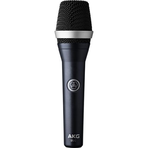 AKG D5 C Professional Dynamic Vocal Microphone 3138X00340