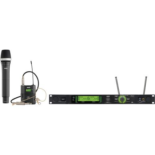 AKG DMS800 Mix Set Digital Wireless Microphone System 3383H00210