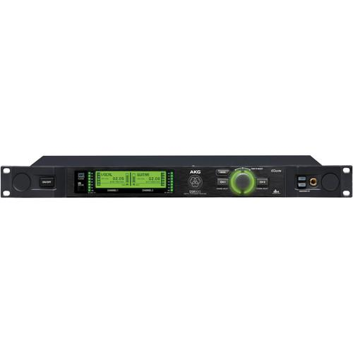 AKG DSR800 Digital Wireless Stationary Receiver (BD1) 3380H00100