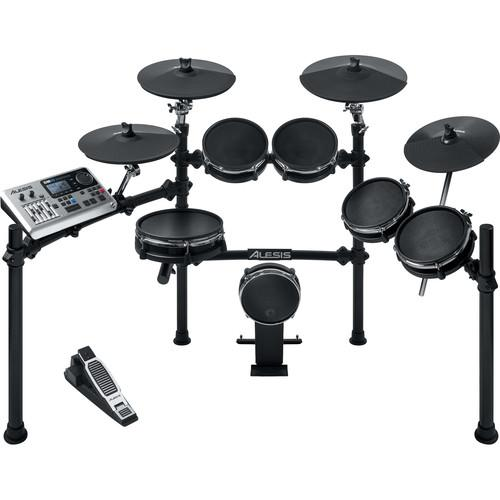 Alesis DM10 Mesh Kit Six-Piece Electronic DM10STUDIOMESHKITX110