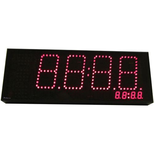 alzatex DSP518B0 4-Digit Display with Red, Yellow, DSP518B0