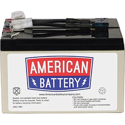 American Battery Company UPS Replacement Battery RBC9 RBC9