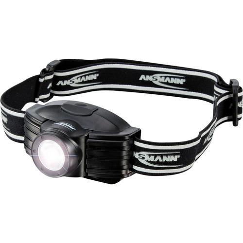 Ansmann  Headlight Future (Black) 1600-0044