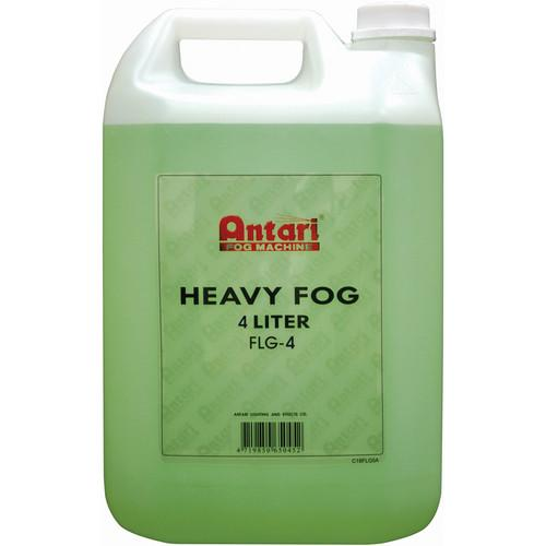 Antari Fog Machine FLG-4 Long-Lasting Fog Fluid for Antari FLG-4