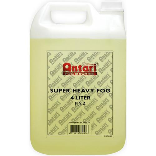 Antari Fog Machine FLY-4 Super-Heavy Fog Fluid for Antari FLY-4