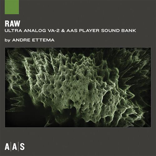 Applied Acoustics Systems Raw - Ultra Analog VA-2 Sound AA-RAW