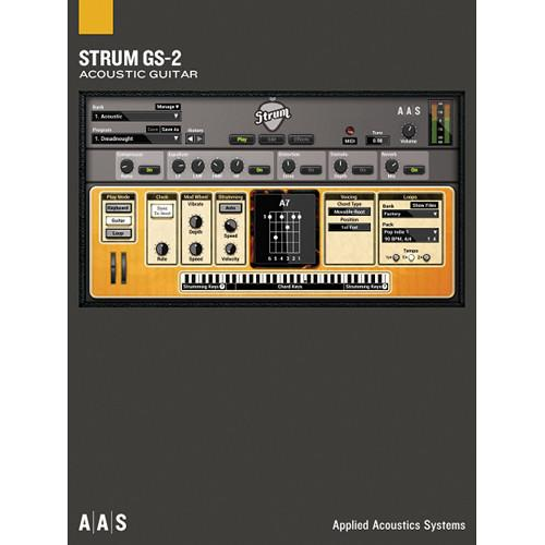 Applied Acoustics Systems Strum GS-2 Acoustic Guitars - AA-GS2