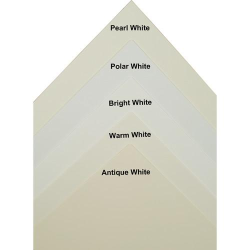 Archival Methods Warm White 4-Ply 100% Museum Board 43-410