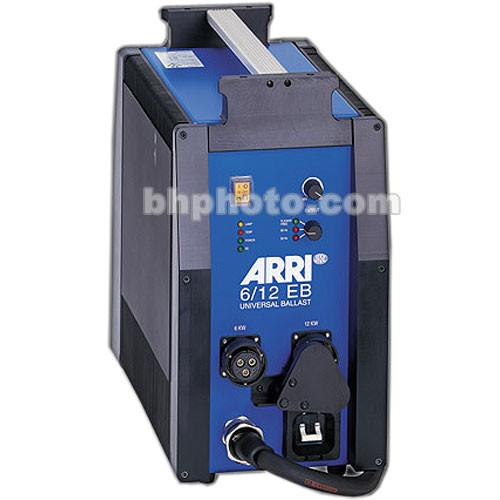 Arri 6/12kW Electronic Ballast with ALF and DMX L2.76182.0