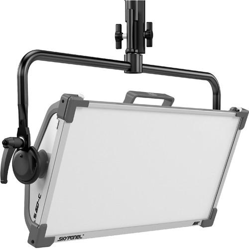 Arri SkyPanel S60-C LED Softlight (Black, Bare Ends) L0.0007067