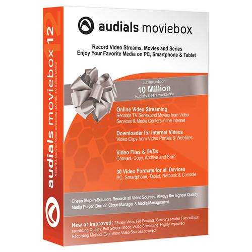 Audials USA  Moviebox 12 4260114250686