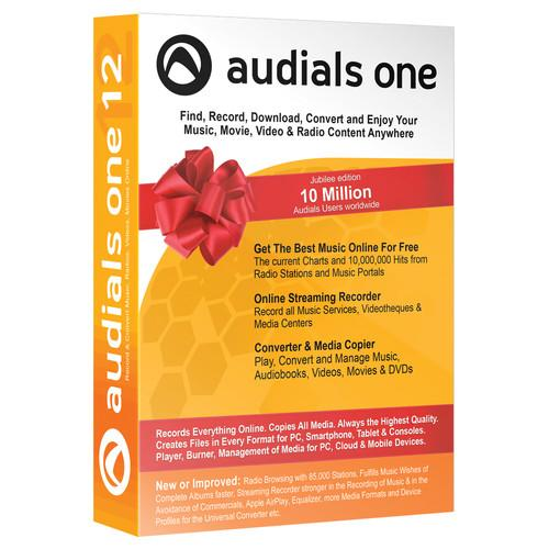 Audials USA  One 12 (Download) 4260114250648