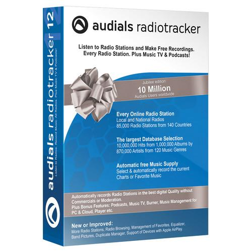 Audials USA  Radiotracker 12 4260114250655
