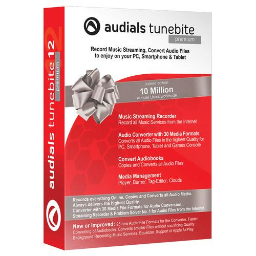 Audials USA Tunebite 12 Premium (Download) 4260114250679