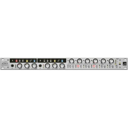 Audient ASP800 - 8-Channel Microphone Preamplifier and ASP800