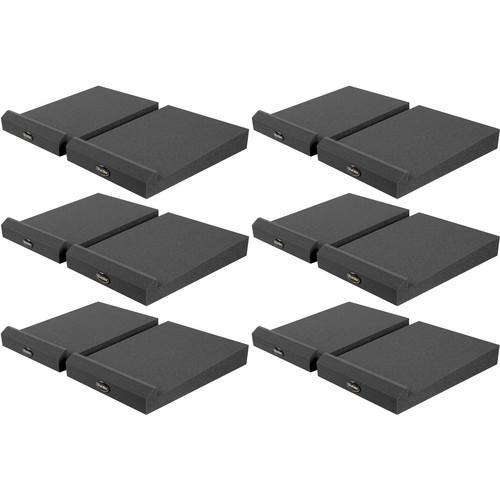 Auralex MoPAD-XL6 Monitor Isolation Pads (6 Sets) MOPAD-XL6