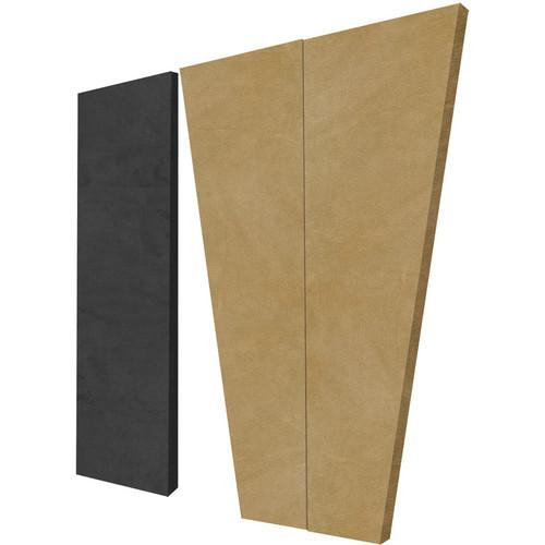 Auralex S3HT SonoSuede HT Sound Absorption System S3HT BLACK/TAN