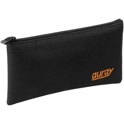 Auray Zippered Pouch for Handheld Microphones MIC-POUCH