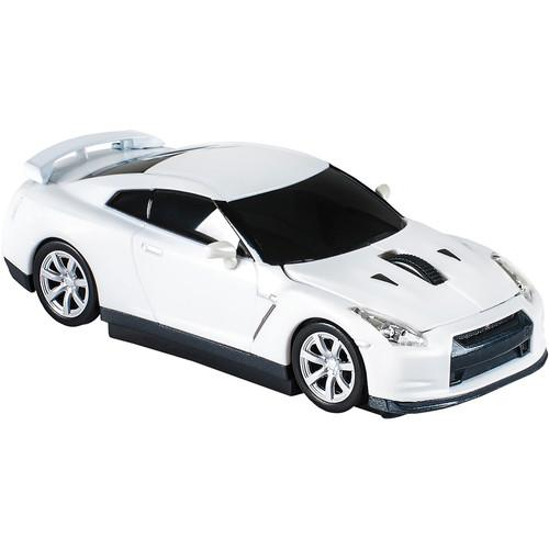 Automouse Nissan GTR (R35) 2.4 GHz Wireless Mouse 95906W-WHITE