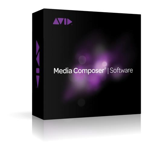 Avid Media Composer 8 (Floating License: 20 Pack) 9935-65706-00