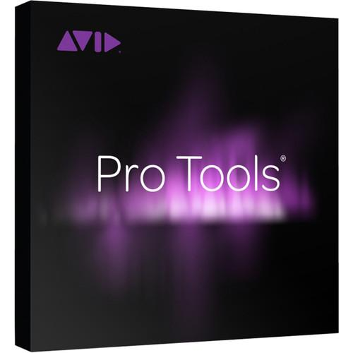 Avid Pro Tools Subscription - Audio and Music 99356590200