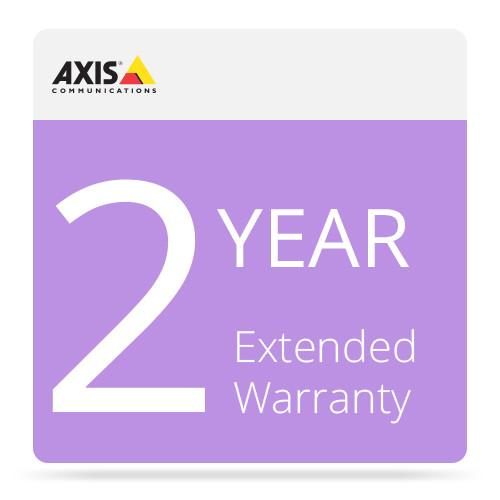 Axis Communications AXIS 2-Year Extended Warranty 0558-600