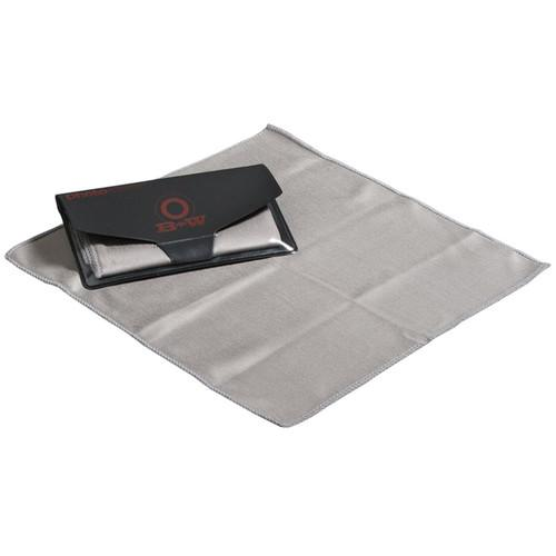 B W  Photo-Clear Microfiber Cleaning Cloth 43128