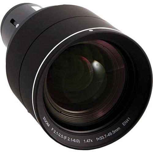 Barco High Resolution Standard Zoom EN41 Lens R9801216