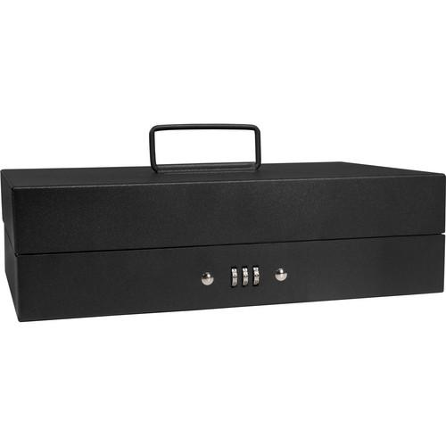 Barska Six-Compartment Cash Box with Bill Holders and CB11794