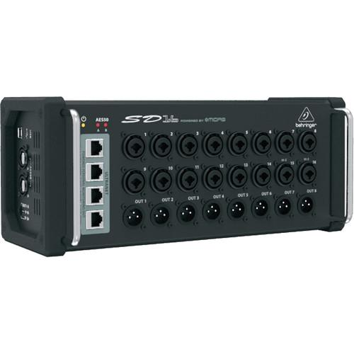 Behringer SD16 - I/O Stage Box with 16 Preamps SD16