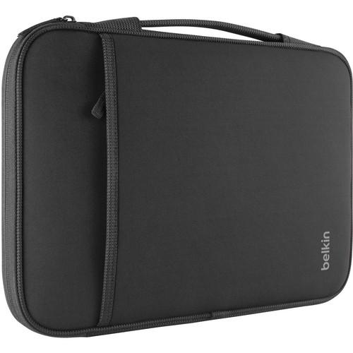 Belkin Laptop/Chromebook Sleeve (Black, 11