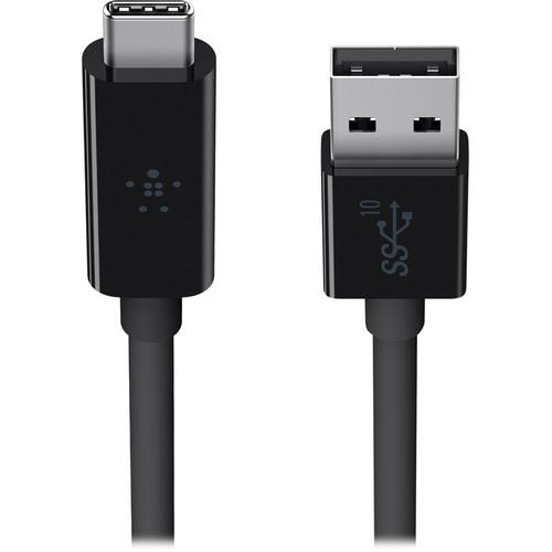 Belkin SuperSpeed  USB 3.1 A to C Cable F2CU029BT1M-BLK