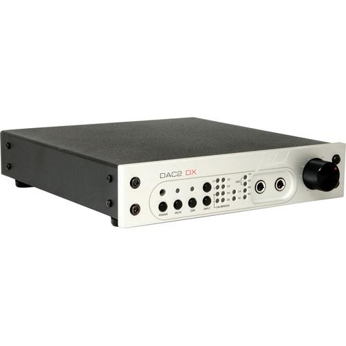 Benchmark DAC2 DX Digital to Analog Audio 500-15300-100