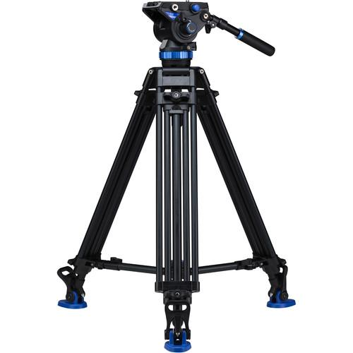 Benro  S8 Dual Stage Video Tripod Kit A673TMBS8