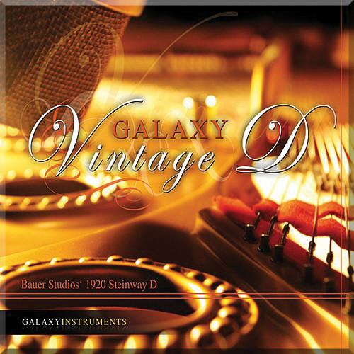 Big Fish Audio Galaxy Vintage D with Kontakt Player 5 BSV71598-P