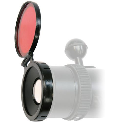 Bigblue External Red Color Filter for VL1800M, VL2500P, FILREDLG