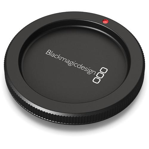 Blackmagic Design Replacement Body Cap BMCASS/LENSCAPMFT
