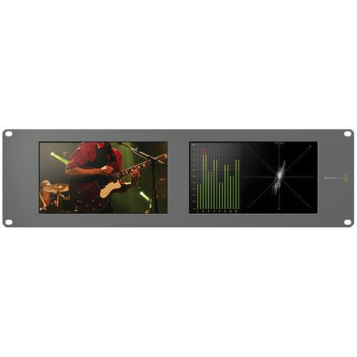 Blackmagic Design Smartscope Duo 4K Rack HDL-SMTWSCOPEDUO4K